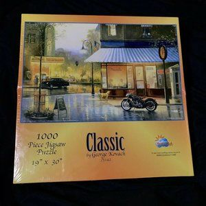 SunsOut  CLASSIC George Kovach Jigsaw Puzzle